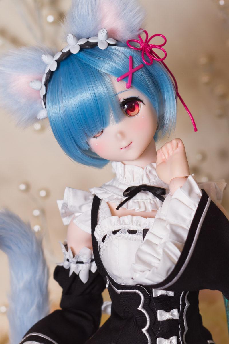 Keripos Corner — Re:Zero Rem Custom Dollfie Dream   Blog